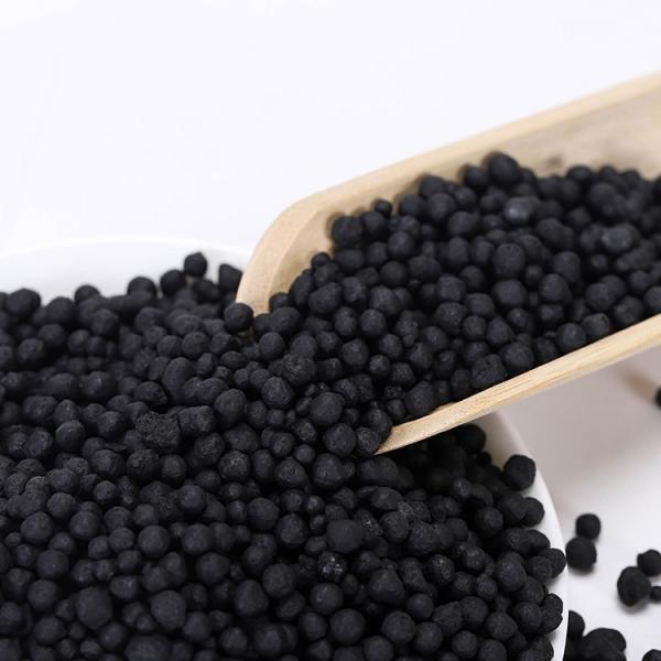 Humic Acid Amino Acids Granular Organic Fertilizer Replacing Peat
